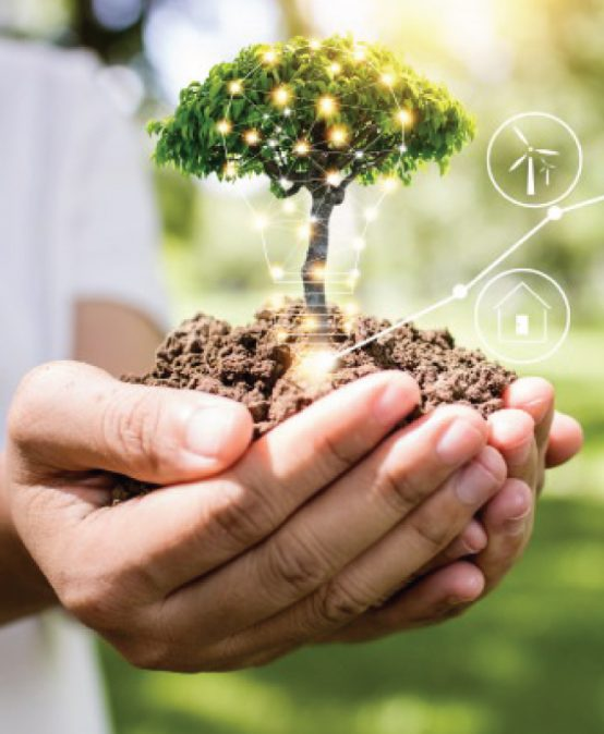 Sustainability strategies in the energy sector